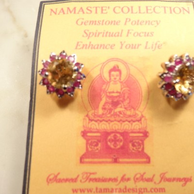 namaste-gem-stud-earrings