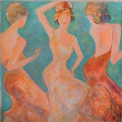 zarmine-aghazarian-three-dancers